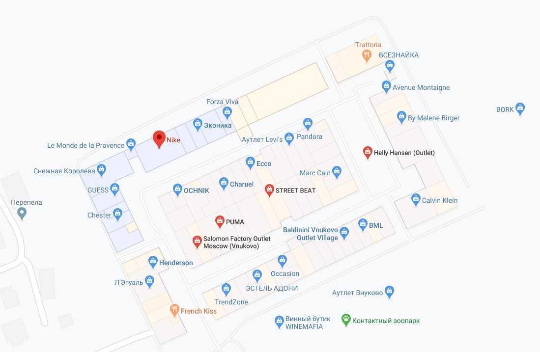 moskva-vnukovo-outlet-village-nike shema